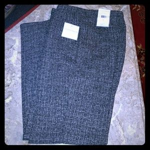 Sz 10 Womens Sag Harbor Trousers
